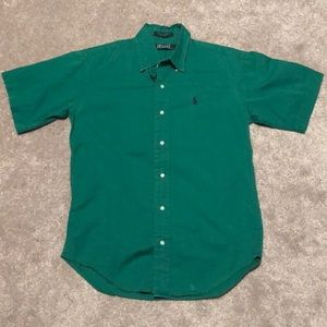 Youth Polo Ralph Lauren Button Down Polo Shirt